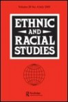 Ethic and Racial Studies Volume 32 No.9 November 2009 Issn: 0141-9870 - routledge