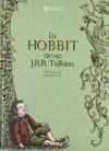 Lo Hobbit: Un viaggio inaspettato - J.R.R. Tolkien, Jemima Catlin, C. Ciuferri, P. Paron