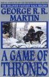 "2 Book Lot!! Book 1 ""A Game of Thrones"" ~ Book 2 "" A Clash of Kings"" (A Song of Ice and Fire, Vol.1, Vol.2) - George R.R. Martin"