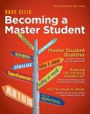 Becoming a Master Student (Textbook-Specific Csfi) - Dave Ellis, R. W. Phipps