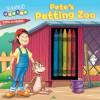 Little Scribbles: SCRABBLE JUNIOR: Pete's Petting Zoo - Jamie Wright, Jim Durk
