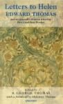 Letters to Helen - Edward Thomas, George Thomas