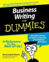 Business Writing For Dummies - Sheryl Lindsell-Roberts