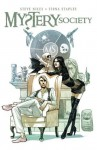 Mystery Society - Steve Niles, Ashley Wood, Fiona Staples