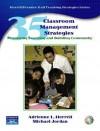 35 Classroom Management Strategies: Promoting Learning and Building Community - Adrienne L. Herrell, Michael L. Jordan