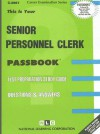 Senior Personnel Clerk: Test Preparation Study Guide, Questions & Answers - National Learning Corporation