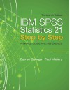 IBM SPSS Statistics 19 Step by Step: A Simple Guide and Reference (12th Edition) - Darren George, Paul Mallery