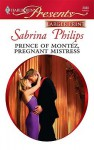 Prince of Montez, Pregnant Mistress - Sabrina Philips