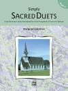 Simply Sacred Duets, Bk 2 - Margaret Goldston