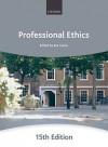 Professional Ethics - Susan Blake, Julie Browne, Ros Carne