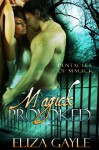 Magick Provoked ( paranormal romance / witches / magic ) (Pentacles of Magick) - Eliza Gayle
