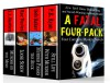 A Fatal Four-Pack: Four Complete Mystery Novels - P.B. Ryan, Rae Davies, L.L. Bartlett, Deb Baker