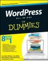 WordPress All-In-One for Dummies - Lisa Sabin-Wilson, Cory Miller, Kevin Palmer, Andrea Rennick, Michael Torbert