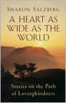 A Heart as Wide as the World: Stories on the Path of Lovingkindness - Sharon Salzberg