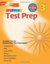 Test Prep, Grade 3 (Spectrum) - School Specialty Publishing, Dale Foreman, Alan Cohen, Jerome Kaplan, Ruth Mitchell, Spectrum