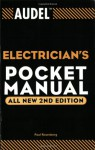 Audel Electrician's Pocket Manual (Audel Technical Trades Series) - Paul Rosenberg