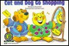 Cat and Dog Go Shopping - Rosa Drew