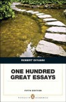 One Hundred Great Essays (Penguin Academic Series) (5th Edition) - Robert DiYanni