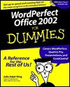 Word Perfect Office 2002 For Dummies - Julie Adair King