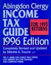 Abingdon Clergy Income Tax Guide 2002 - Abingdon Press