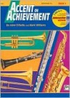 Accent on Achievement, Bk 1: Baritone T.C., Book & CD - John O'Reilly, Mark Williams