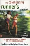 The Competitive Runner's Handbook - Bob Glover, Shelly-lynn Glover