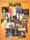 Twenty-Nine Top Hits Flute - Howorth, Hal Leonard Publishing Corporation