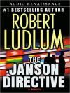 The Janson Directive (MP3 Book) - Paul Michael, Robert Ludlum