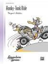 Honky-Tonk Ride: Sheet - Margaret Goldston