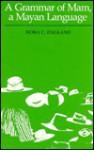 A Grammar Of Mam, A Mayan Language - Nora C. England