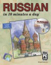 RUSSIAN in 10 minutes a day with CD-ROM - Kristine K. Kershul