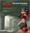 Maya Character Animation, 2nd Edition - Jae-Jin Choi, Sybex, Choi Jaejin