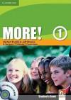 More! Level 1 Student's Book with interactive CD-ROM - Herbert Puchta, Jeff Stranks, Günter Gerngross, Peter Lewis-Jones, Christian Holzmann