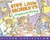 Five Little Monkeys Jumping on the Bed Big Book (Big Book) - Eileen Christelow