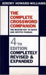 The Complete Crossword Companion - Jeremy Howard-Williams
