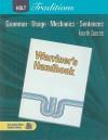 Warriner's Handbook, 4th Course: Grammar, Usage, Mechanics, Sentences - John E. Warriner