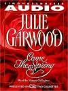 Come the Spring (MP3 Book) - Julie Garwood, Megan Gallagher
