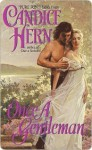 Once a Gentleman (Ladies' Fashionable Cabinet, #3) - Candice Hern