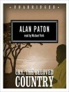 Cry, the Beloved Country (MP3 Book) - Alan Paton, Michael York