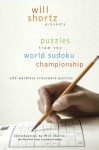 Will Shortz Presents Puzzles from the World Sudoku Championship: 100 Wordless Crossword Puzzles - Will Shortz, Nick Baxter