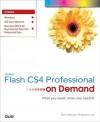Adobe Flash Cs4 Professional on Demand - Steve Johnson