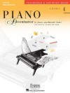 Piano Adventures Technique & Artistry Book, Level 4 - Nancy Faber, Randall Faber