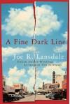 Fine Dark L Ine - Joe R. Lansdale
