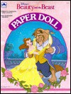 NOT A BOOKDisney's Beauty and the Beast Paper Doll - NOT A BOOK