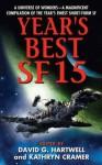 Year's Best SF 15 - David G. Hartwell, Kathryn Cramer, Vandana Singh, Robert Charles Wilson