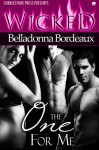 The One For Me - Belladonna Bordeaux