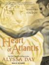 Heart of Atlantis (Warriors of Poseidon) - Alyssa Day, Xe Sands
