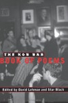 The KGB Bar Book of Poems - David Lehman, Star Black