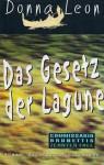 Das Gesetz der Lagune - Donna Leon