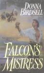 Falcon's Mistress - Donna Birdsell